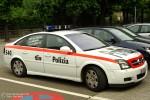 Ticino - Polizia Cantonale - Patrouillenwagen - 540