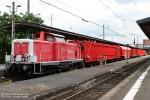HE - Kassel - Deutsche Bahn AG - Rettungszug (gesamt)