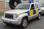 GB - unbekannt - British Military Police - FuStW