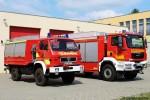 BB - FF Werder (Havel) - Rüstwagen alt&neu