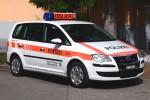 Wil - KaPo St. Gallen - Patrouillenwagen - 5207