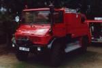 Mercedes-Benz Unimog U 1150 L - Ziegler - TLF 8/20 (a.D.)
