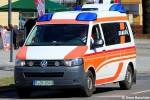 Krankentransport Sankra - KTW (B-SK 6543)