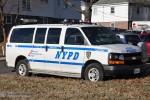 NYPD - Queens - Emergency Service Unit - K9-Unit - DHuFüKw 8902