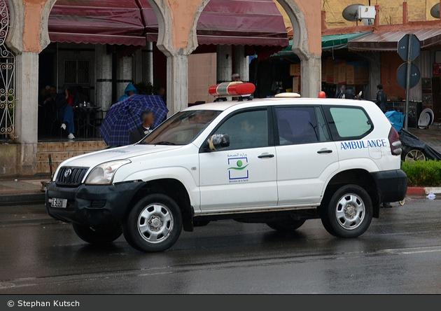 Béni Mellal - Ministère de la Santé - RTW