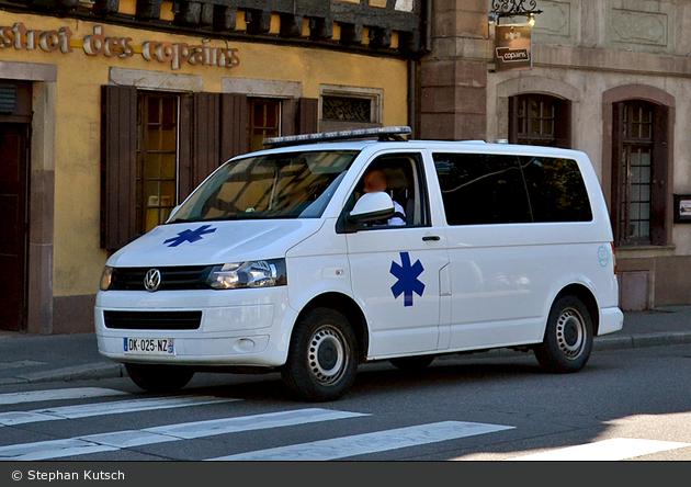 Eckbolsheim - Royal Ambulances - KTW