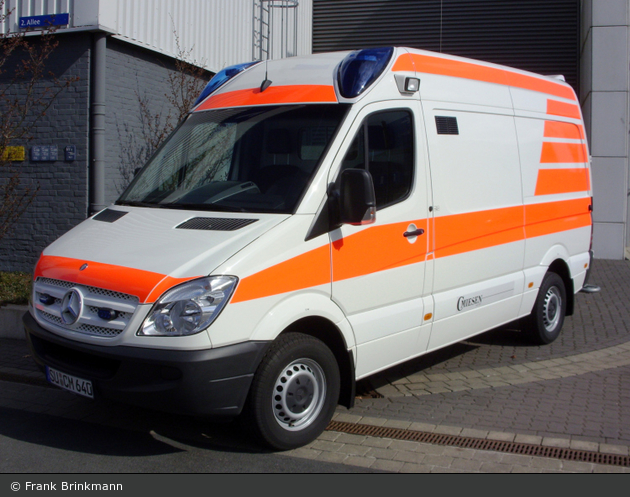 Mercedes-Benz Sprinter 315 CDI - Miesen - RTW (a.D.)