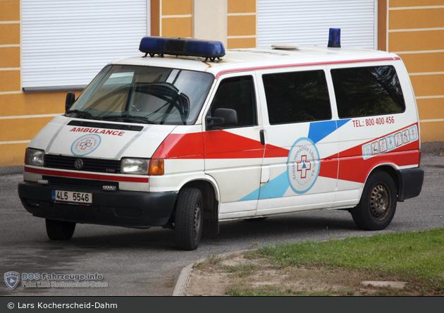 Liberec - Krajská nemocnice Liberec - KTW