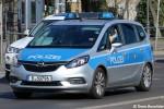 B-30796 - Opel Zafira - FuStW