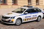 Kutná Hora - Městská Policie - FuStW - 4SV 1442