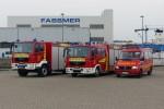 NI - FF Berne, OF Warfleth – Fahrzeugpark 2018