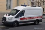 Sankt Petersburg - RD - RTW