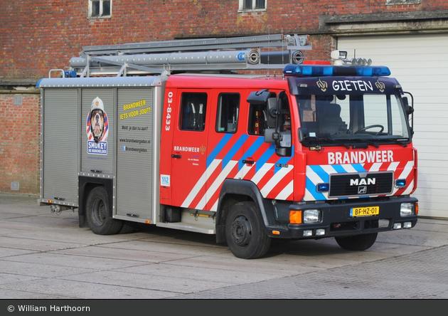 Aa en Hunze - Brandweer - HLF - 03-8433 (a.D.)