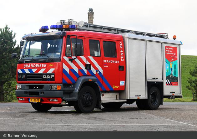 Harlingen - Brandweer - HLF - 02-4632
