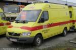 Paliseul - Service Régional d'Incendie - RTW - A111 (a.D.)