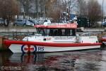 """Lysaker - Norsk Selskab til Skibbrudnes Redning - SK """"BERGESEN D.Y."""" - RS 152"""