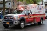 FDNY - EMS - Ambulance 595 - RTW
