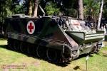 M113 Sanitätspanzer - PzBtl 33 Luttmersen
