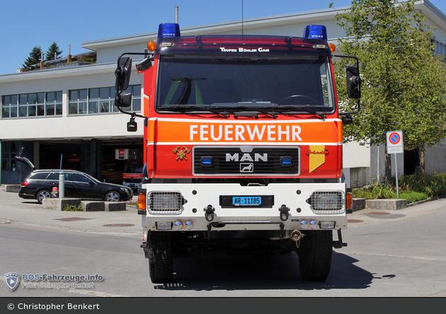 Teufen - StpFw - TLF