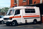 Dublin - City Fire Brigade - Ambulance (a.D.)
