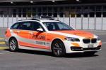 Mels - KaPo St. Gallen - Patrouillenwagen - 3807
