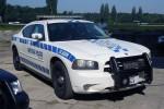 Lázně Bohdaneč - Městská Policie - FuStW - 55 ADAM