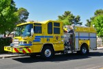 Las Vegas - Clark County Fire Department - Engine 021