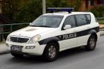 Trnovo - Policija - FuStW