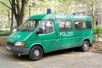 Essen - Ford Transit - Mobile Wache