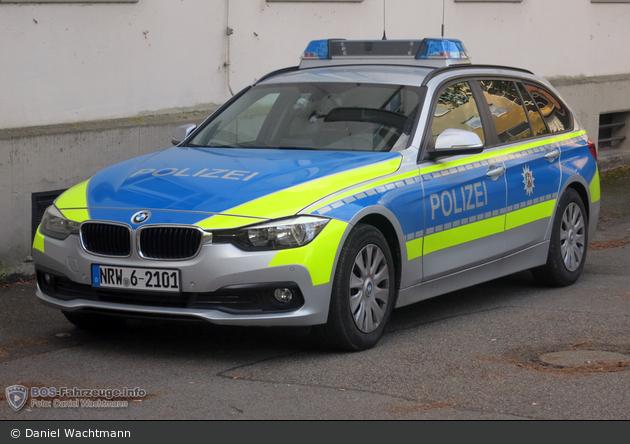 NRW6-2101 - BMW 318d Touring - FuStW