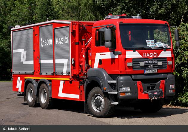 Mladá Boleslav - HZSP Škoda Auto - WLF / AB-Dekon
