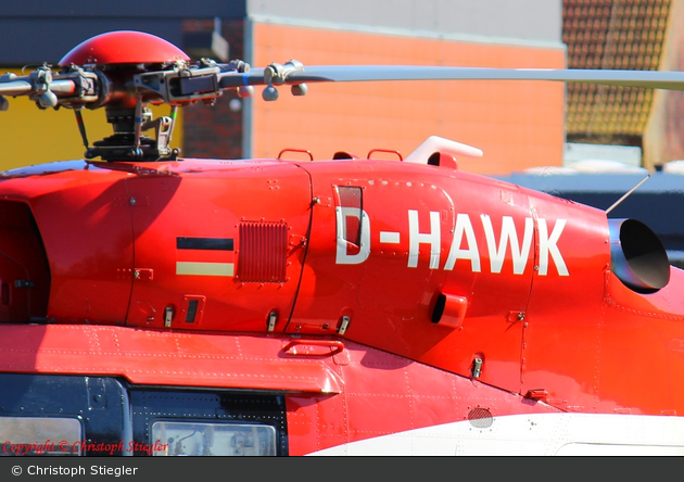 D-HAWK (c/n: 7225)