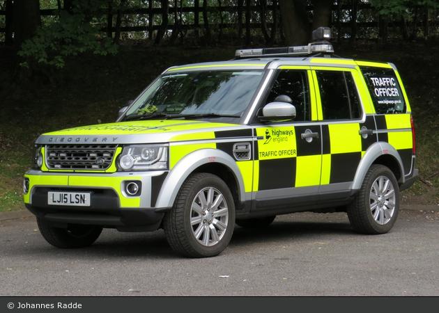 Preston - Highways Agency - Traffic Officer - FuStW