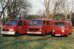 NI - FF Gemeinde Lilienthal - OF Heidberg - Generationsfoto TSF