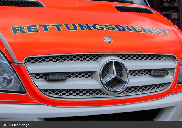 Rettung Menden RTW 01