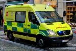 Jette - Service d'Incendie et d'Aide Médicale Urgente - RTW - A14