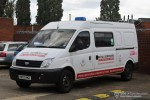 Maidenhead - Royal Berkshire Fire and Rescue Service - Van