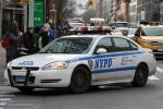 NYPD - Queens - Fleet Services Division - FuStW 3538