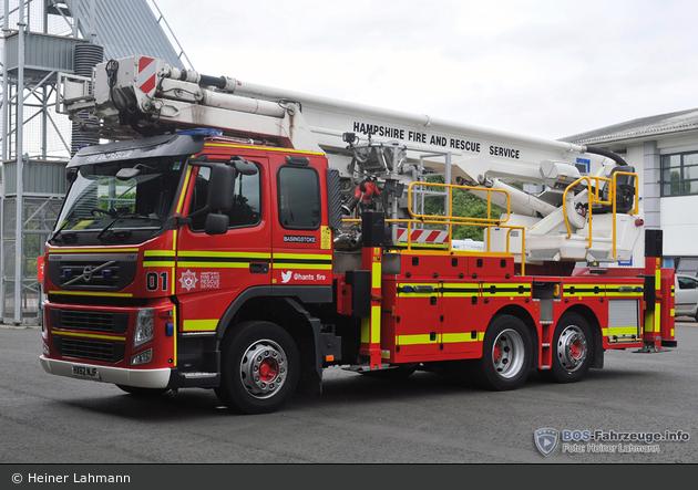 Basingstoke - Hampshire Fire and Rescue Service - ALP