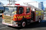 New Plymouth - NZ Fire Service - Pump Rescue Tender - New Plymouth 617