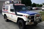 Fraser Island - Queensland Ambulance Service - First Responder