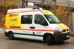 City Ambulanz Hamburg CAH - RTW 47/83-01 (a.D.)