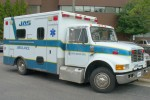 Raleigh - Johnston Ambulance Service - EMS 66