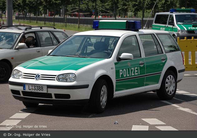 L-3388 - VW Golf IV Variant - FuStW (a.D.)