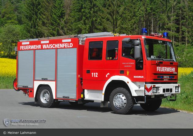 Florian Waischenfeld 40/01