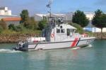 Les Sables-d'Olonne - Gendarmerie Nationale - Patrouillenboot P605