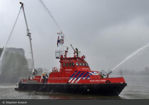 Dordrecht - Brandweer - FLB - 18-062