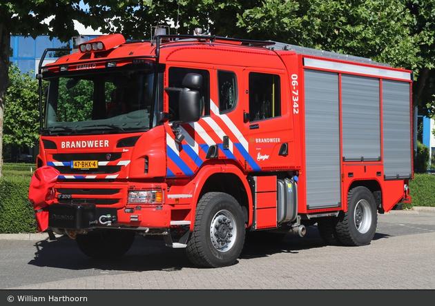 Ermelo - Brandweer - HLF - 06-7342