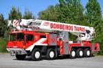 Caldas das Taipas - Bombeiros Voluntários - TM 54 - VP 54 02