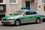 M-32296 - BMW 525d - FuStW - München
